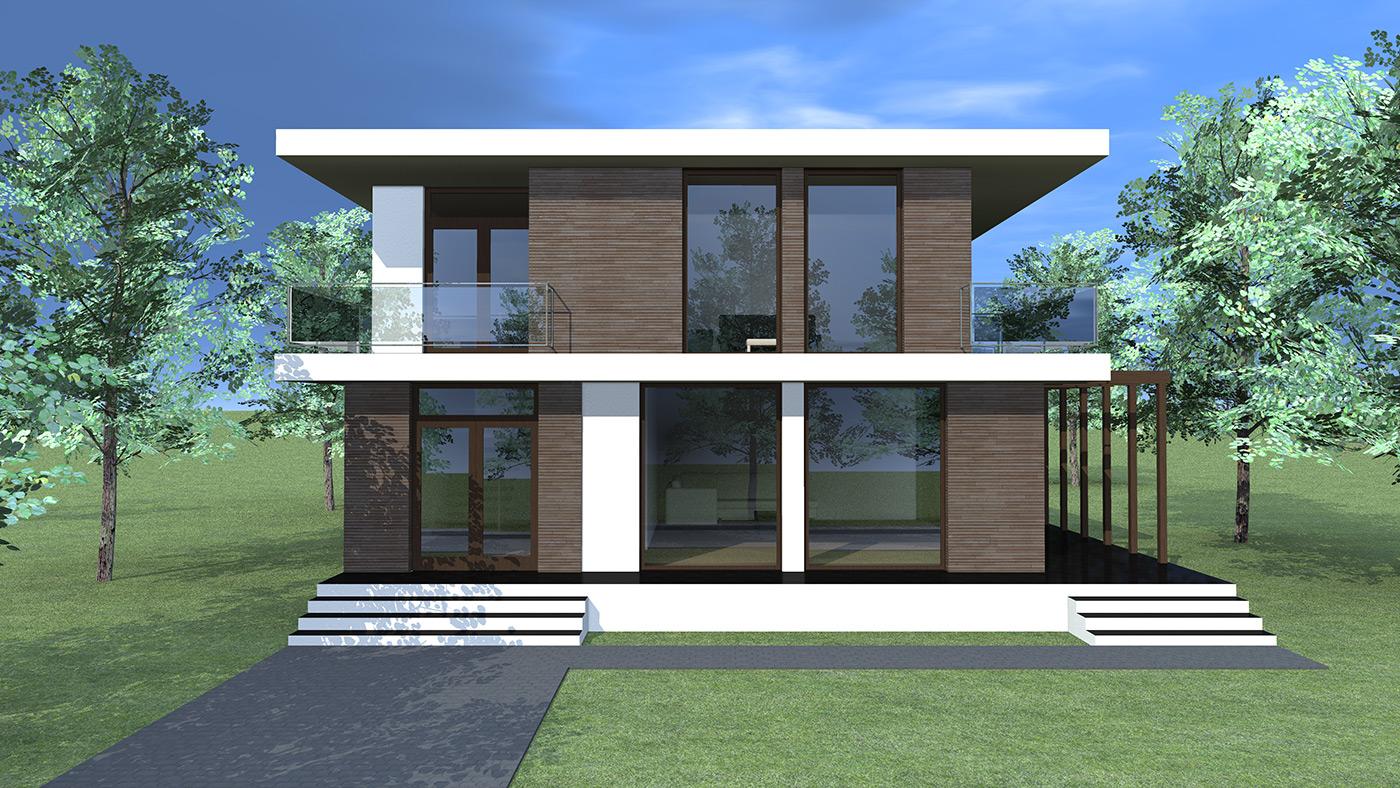 Proiecte case din lemn case ecologice for Modele de case
