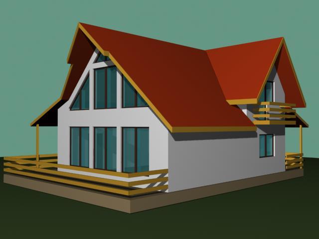 Proiect Casa Din Lemn.Proiecte Case Din Lemn Case Ecologice