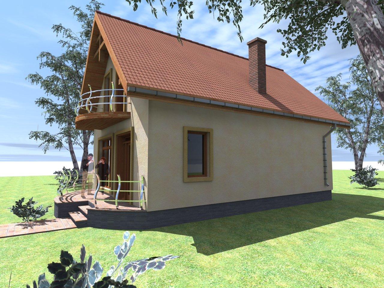 Proiecte case din lemn case ecologice for Vedere case online