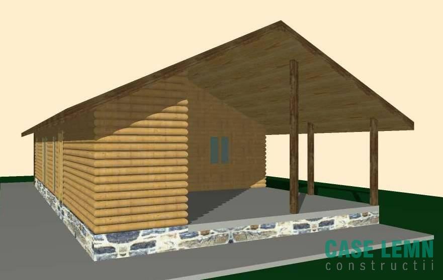 Oferta de pret casa 80 m2 + Terasa 30m2 + Depozit 10 m2